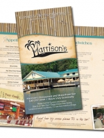 harrisons takeout menu